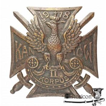 """Odznaka """"KANIÓW"""""""