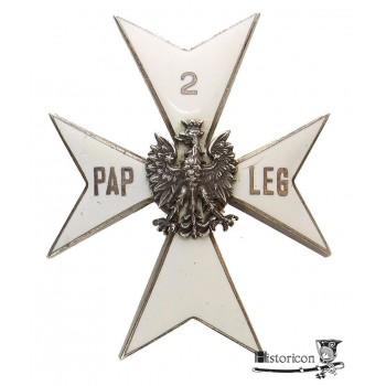 [1.3] Odznaka 2 Pułku Artylerii Polowej - wersja oficerska