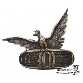 [1.3] Odznaka 101 Ochotniczego Pułku Piechoty