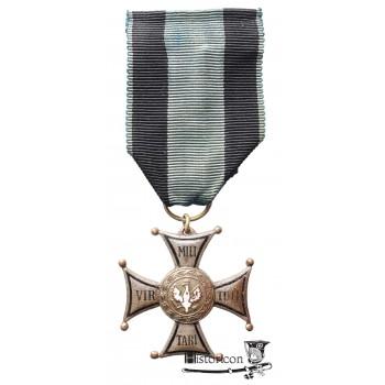 Krzyż VM - wykonanie grawerskie