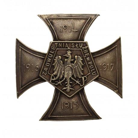 [1.3] Odznaka 5 Pułku Piechoty - I wersja