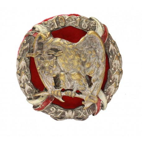 Odznaka 15 Pułku Ułanów