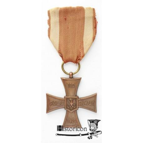 2.1 Krzyż Walecznych 1944, bicie moskiewskie