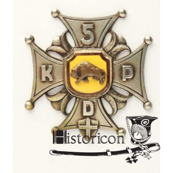 Odznaka 5 Kresowej Dywizji Piechoty