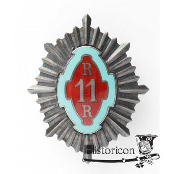 Odznaka po oficerze 2 P. Szwoleżerów Rokitniańskich