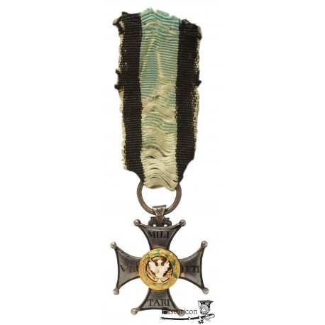 Krzyż srebrny Orderu Wojskowego Polskiego