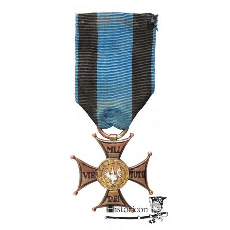 Krzyż Virtuti Militari 5 klasy nadany wachmistrzowi 1 Pułku Szwoleżerów
