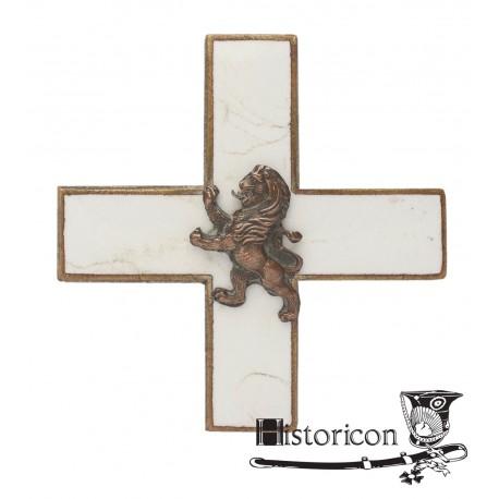 Odznaka  16 Pułku Dragonów