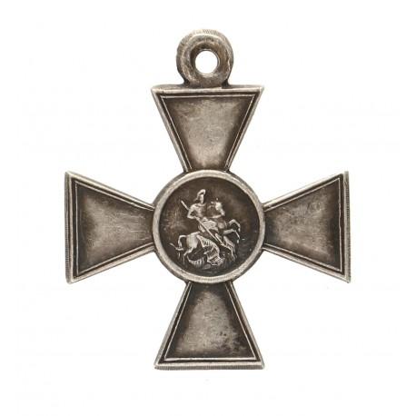 Krzyż Świętego Jerzego 4 st.