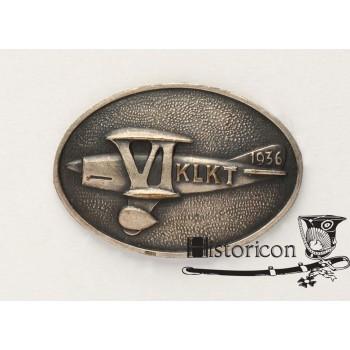 Odznaka pamiątkowa z 6 KLKT