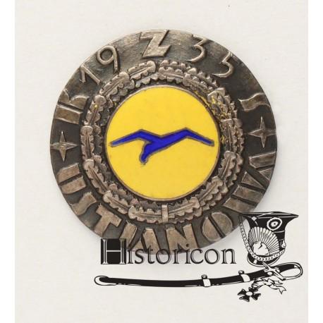 Odznaka obozu szybowcowego w Ustianowej