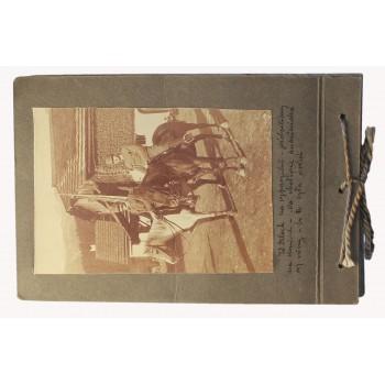 Album po polskim oficerze z lat 1915-1917