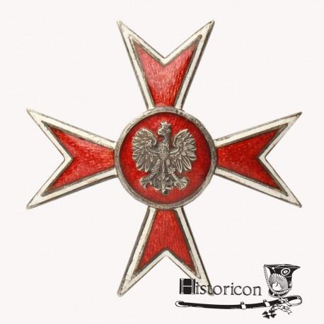 Odznaka 80 Pułku Piechoty