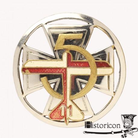 Odznaka 5 Pułku Lotniczego