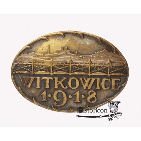 """15. Odznaka - """"Witkowice"""""""