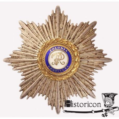 Gwiazda Orderu Polonia Restituta