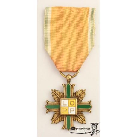 Krzyż zloty LOPP