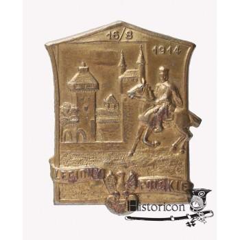 13. Odznaka pamiątkowa Legionów Polskich
