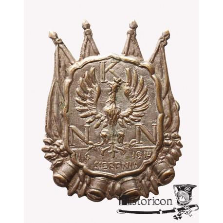 13. Odznaka NKN