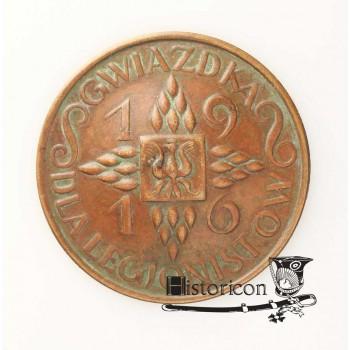 13. Odznaka pamiątkowa - Legiony