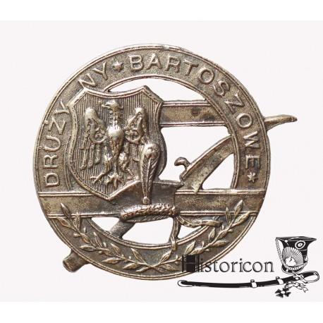 Odznaka pamiątkowa Drużyn Bartoszowych
