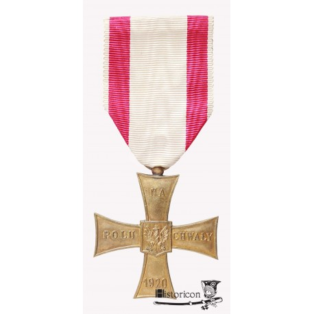 Krzyż Walecznych - Delande