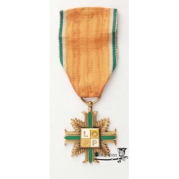 Krzyż LOPP- złoty