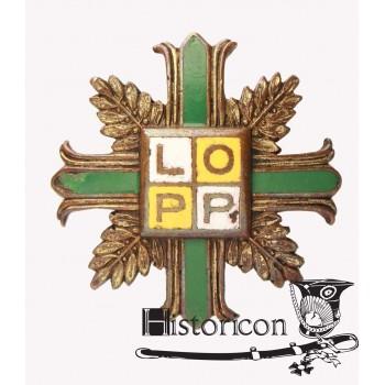 Odznaka LOPP