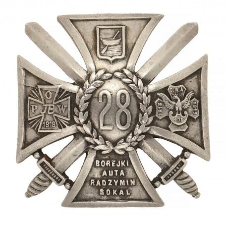 [1.7] Odznaka 28 Pułku Piechoty