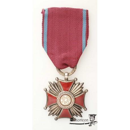 Srebrny Krzyż Zasługi - Moskwa