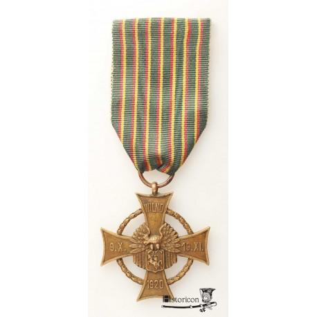 Krzyż Litwy Środkowej