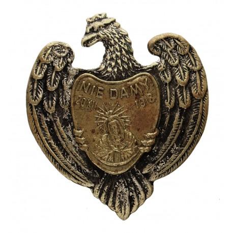 [1.7] Odznaka 85 Pułku Strzelców Wileńskich