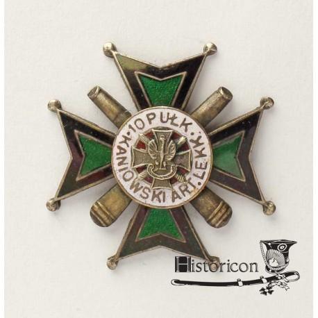 Miniatura odznaki 10 PAL