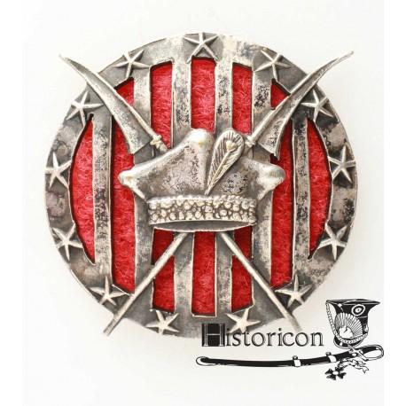 Odznaka 121/111 Eskadry Myśliwskiej
