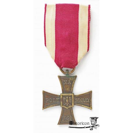 """Krzyż Walecznych - """"wielkopolski"""""""