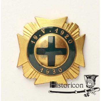 Odznaka Zielonego Krzyża