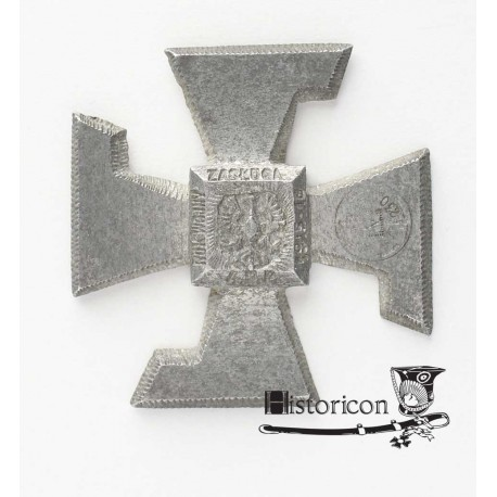 Odznaka 4 Pułku Piechoty