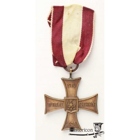 Krzyż Walecznych - Samuel Kretschmer