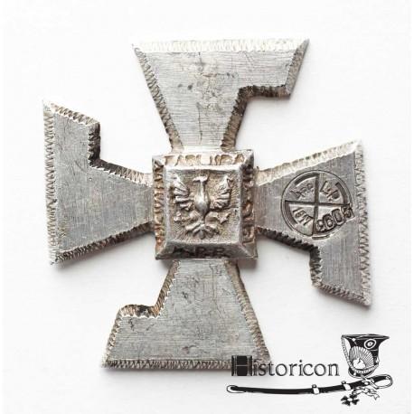 Odznaka 4 Pułku Piechoty, wersja II