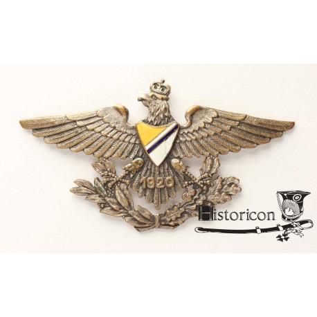 Odznaka 27 Pułku Ułanów