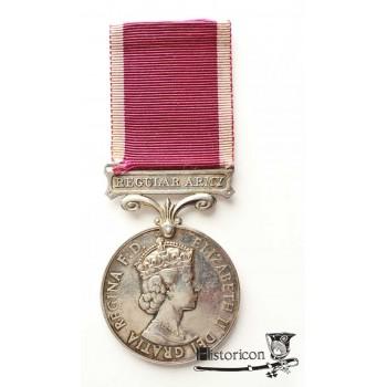 Brytyjski medal nadany Polakowi