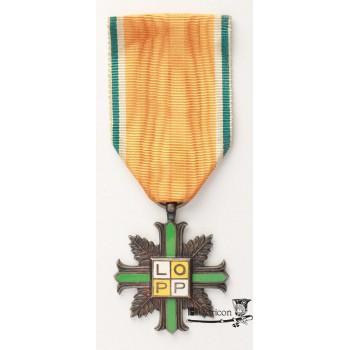 Krzyż LOPP - srebrny