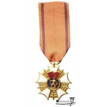 [1.7] Order Sztandaru Pracy I klasy wykonany przed rokiem 1952