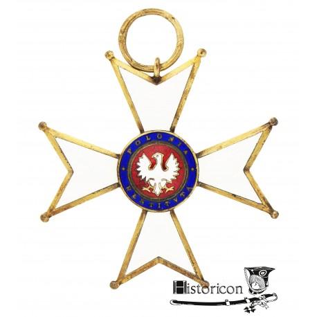 Krzyż Polonia Restituta I klasa