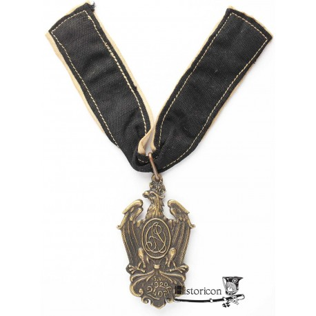 Odznaka 240 Ochotniczego Pułku Piechoty.