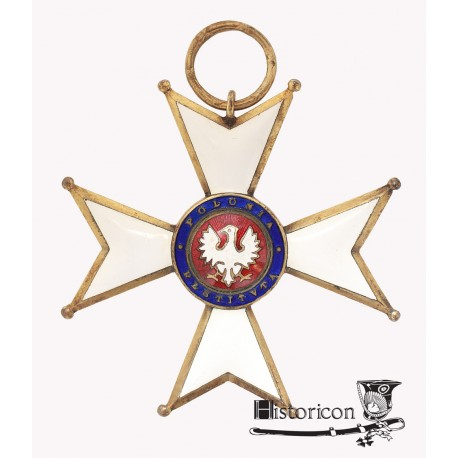 Krzyż Orderu Polonia Restituta I klasy