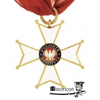 [1.7] Polonia Restituta III klasa złoto