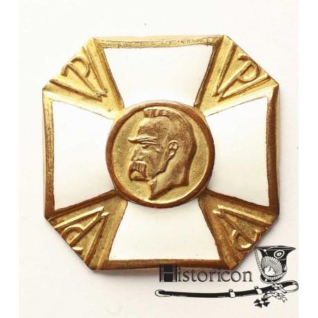 7. Odznaka komendancka Przysposobienia Wojskowego