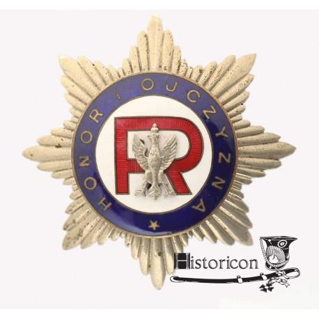 7. Odznaka Związku Rezerwistów