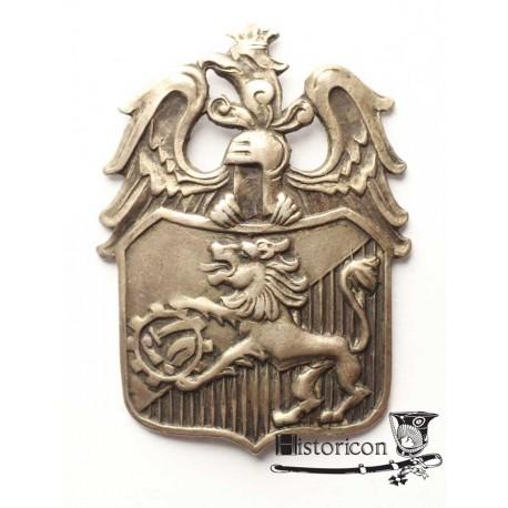 16. Odznaka 6 Lwowskiej Brygady Piechoty